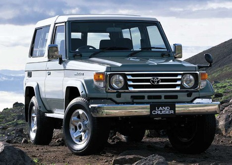 Land Cruiser II