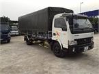 VEAM Hyundai VT490 tải trọng 5 tấn, thùng dài 6,1M