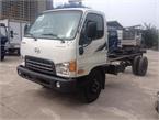Hyundai HD800 Xe tải thùng tải trọng 8,8 tấn