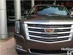 Cadillac Escalade ESV Platium