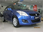 Suzuki Swift Hatchback 1.4 AT  2014