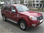 Ford Everest XLT 4x2 2010