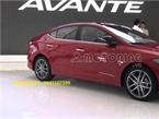 Hyundai Avante Sedan