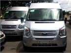 Ford Transit 16 Chỗ 2.4 Diesel XE GIAO NGAY - giá tốt nhất Miền Nam