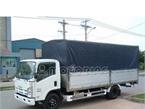 Isuzu NQR 5T5 thùng siêu dài