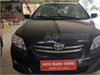 Toyota Corolla Altis 1.8G MT  2009